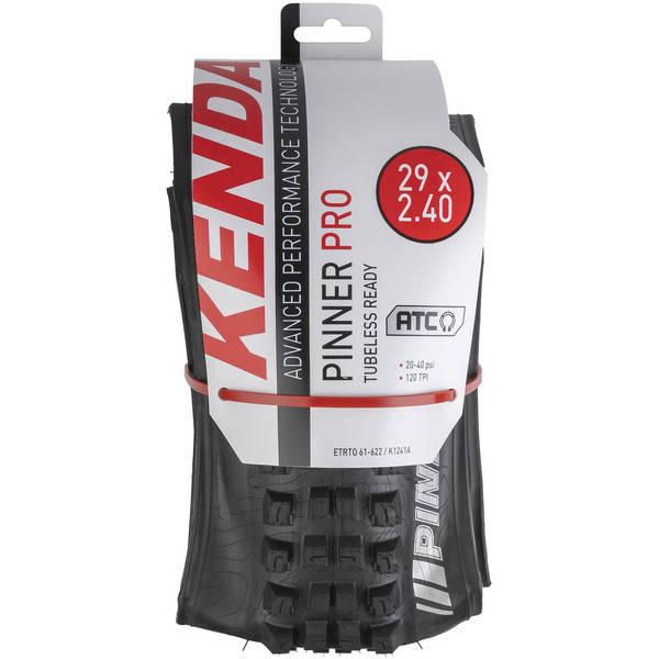 V.GUMA 29X2.40 KENDA K-1241-A PINNER PRO 120TPI KEVLAR