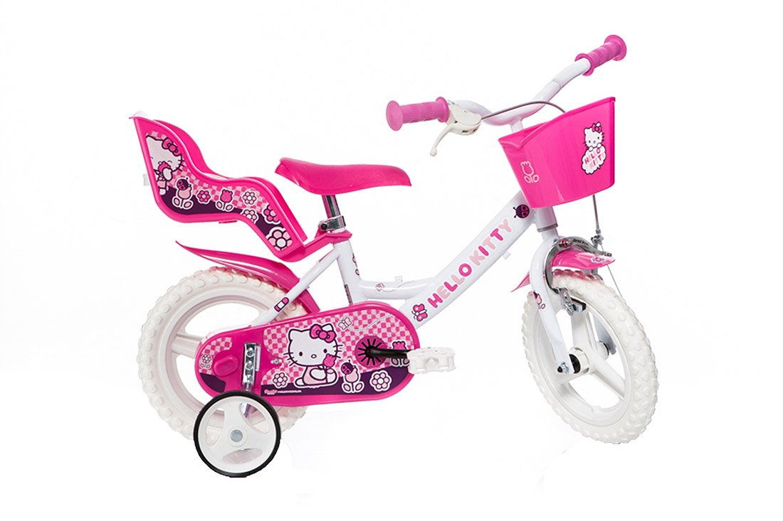 "DINO BIKES 12"" HELLO KITTY"