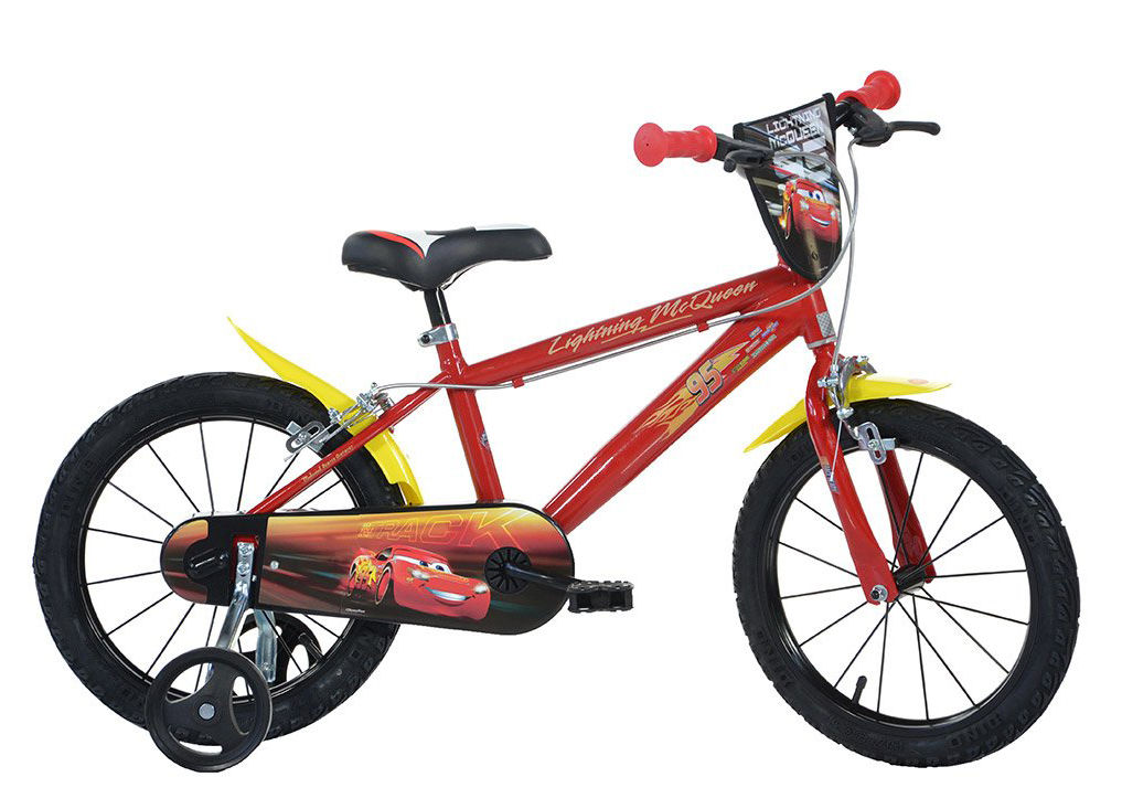 "DINO BIKES 14"" CARS MOVIE"