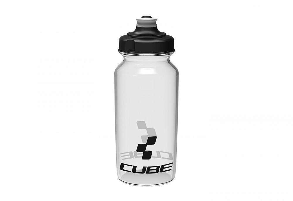 Bidon Cube Icon Transparent 500ml