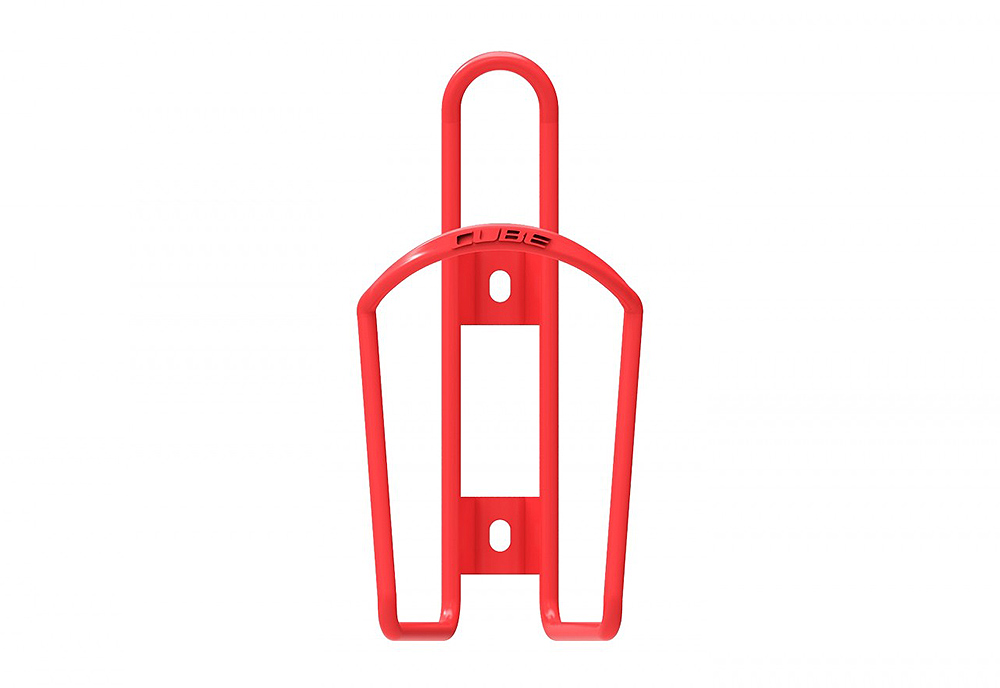 Nosač bidona Cube HPA Glossy Neon Red