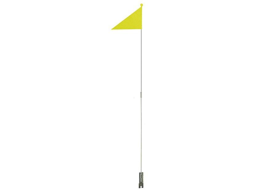 Zastavica signalna za bicikl 150cm