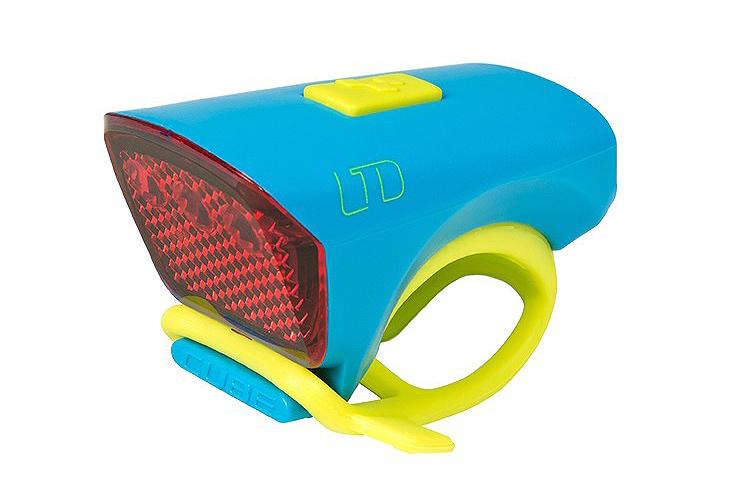 Lampa stražnja Cube LTD Red LED Blue/Green 13949