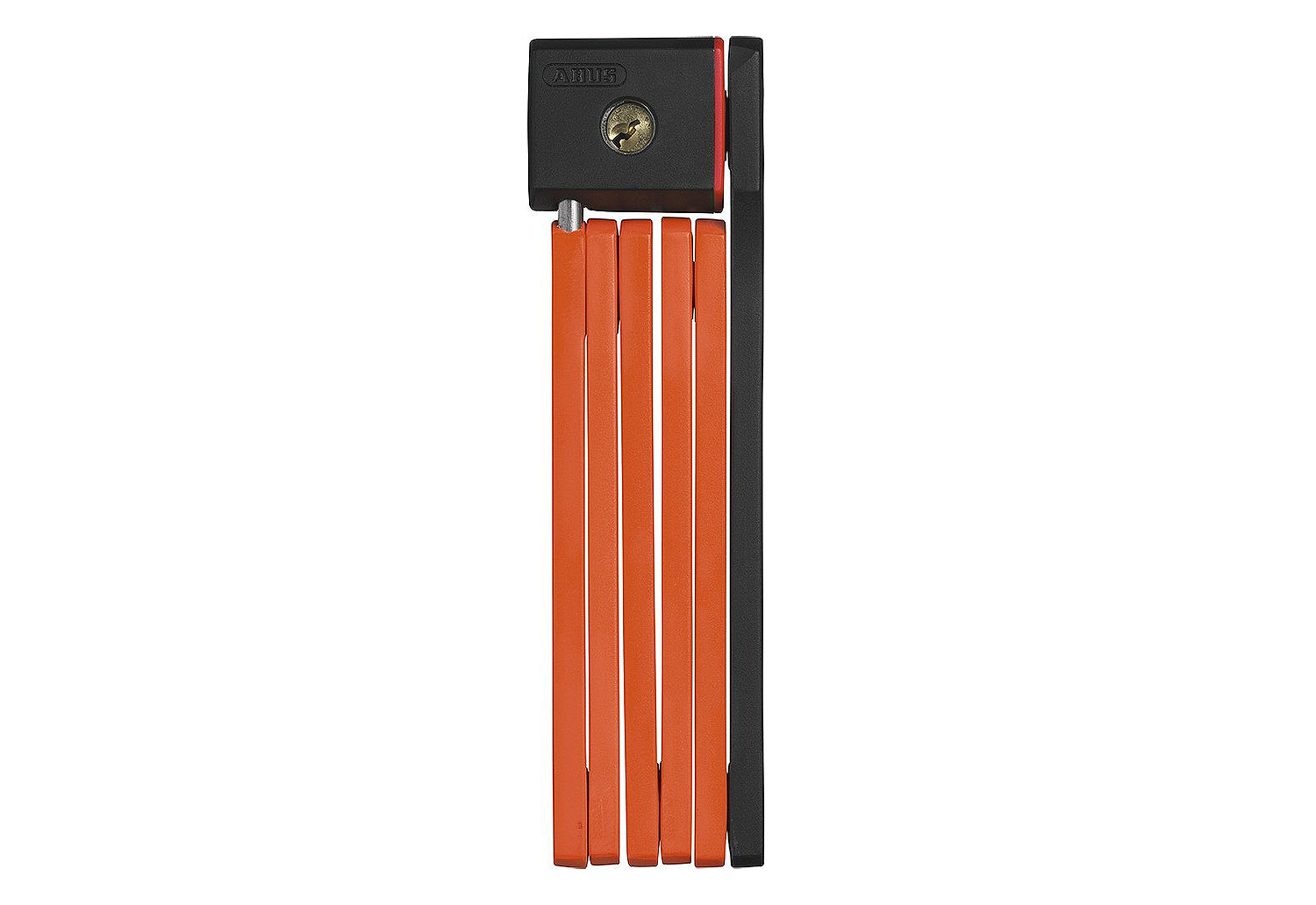 Lokot na ključ Abus BORDO U-Grip 5700/80 Orange