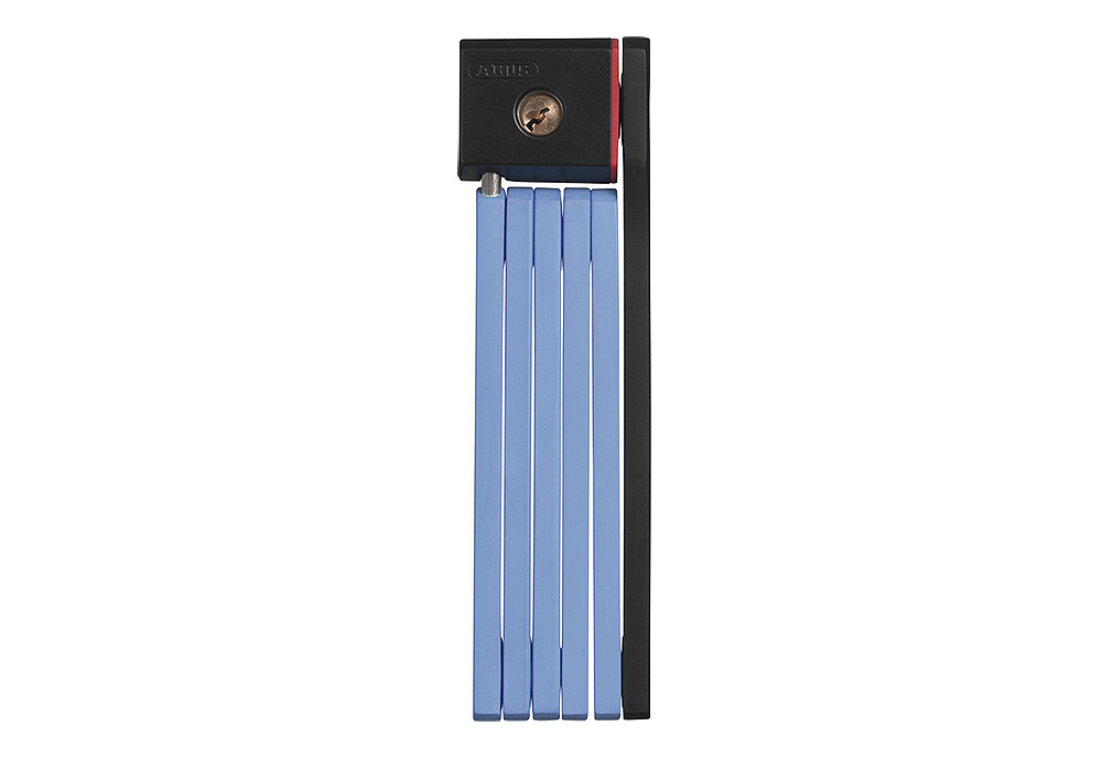 Lokot na ključ Abus BORDO U-Grip 5700/80 Blue