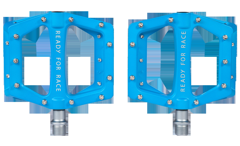 Pedale RFR FLAT CMPT Blue 14141