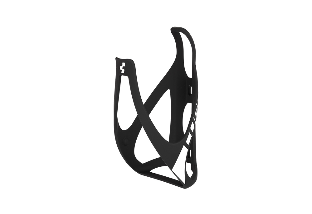 Nosač bidona Cube HPP matt black/white 13068