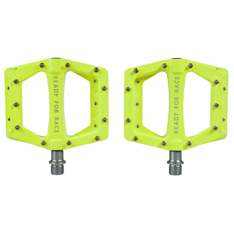 Pedale RFR FLAT CMPT Neon Yellow