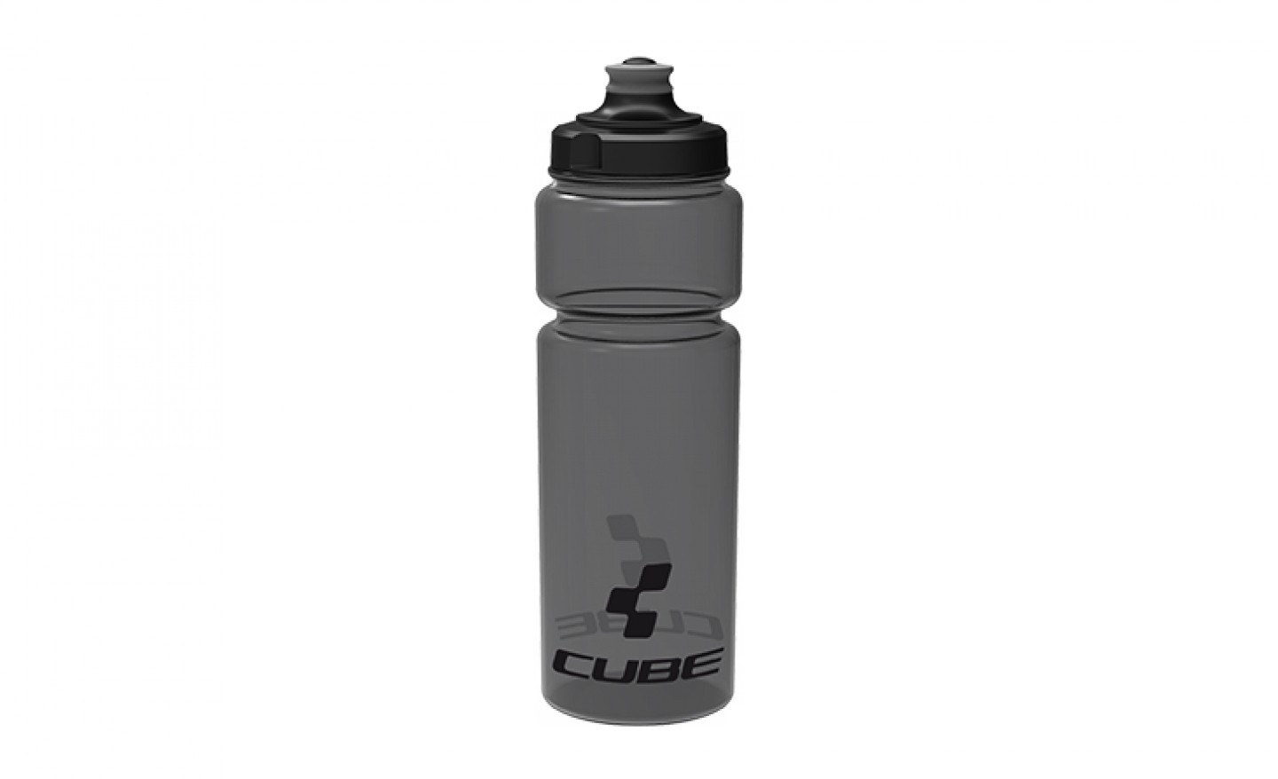 Bidon Cube Icon Black 750ml