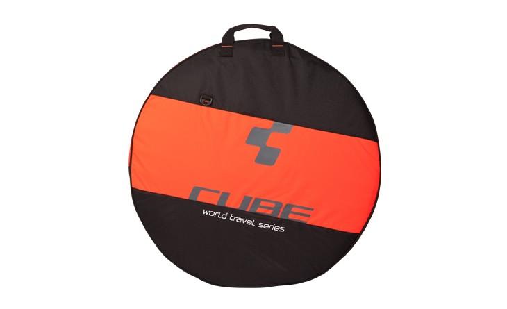 "Torba Cube za kotač 1 26-29"" black/neon flashred 12035"