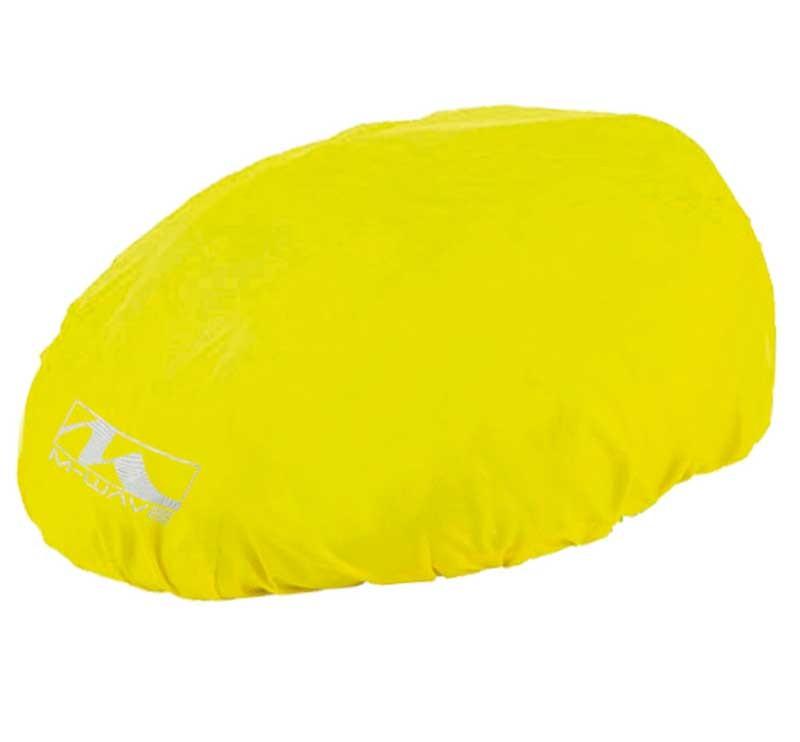 Pokrivalo za kacigu M-Wave Neon žuta